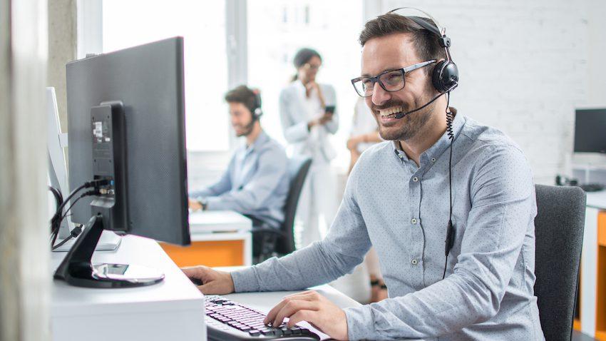 IVR-call-center