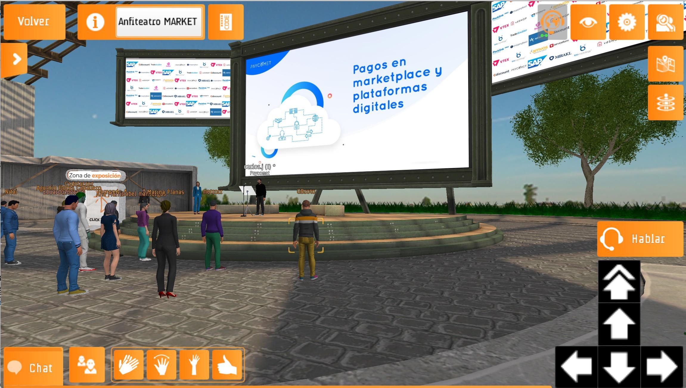 Marketplace Summit 2020, presentación PAYCOMET