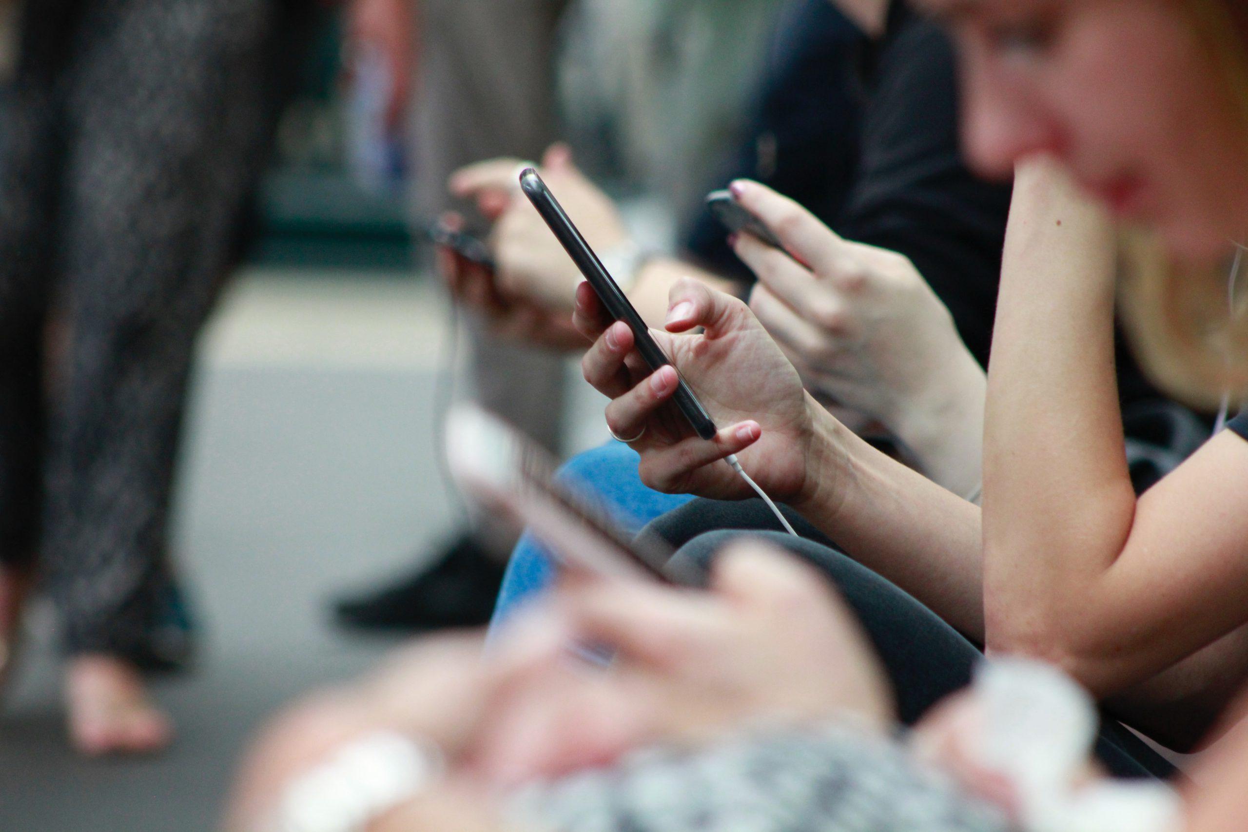 personas en internet