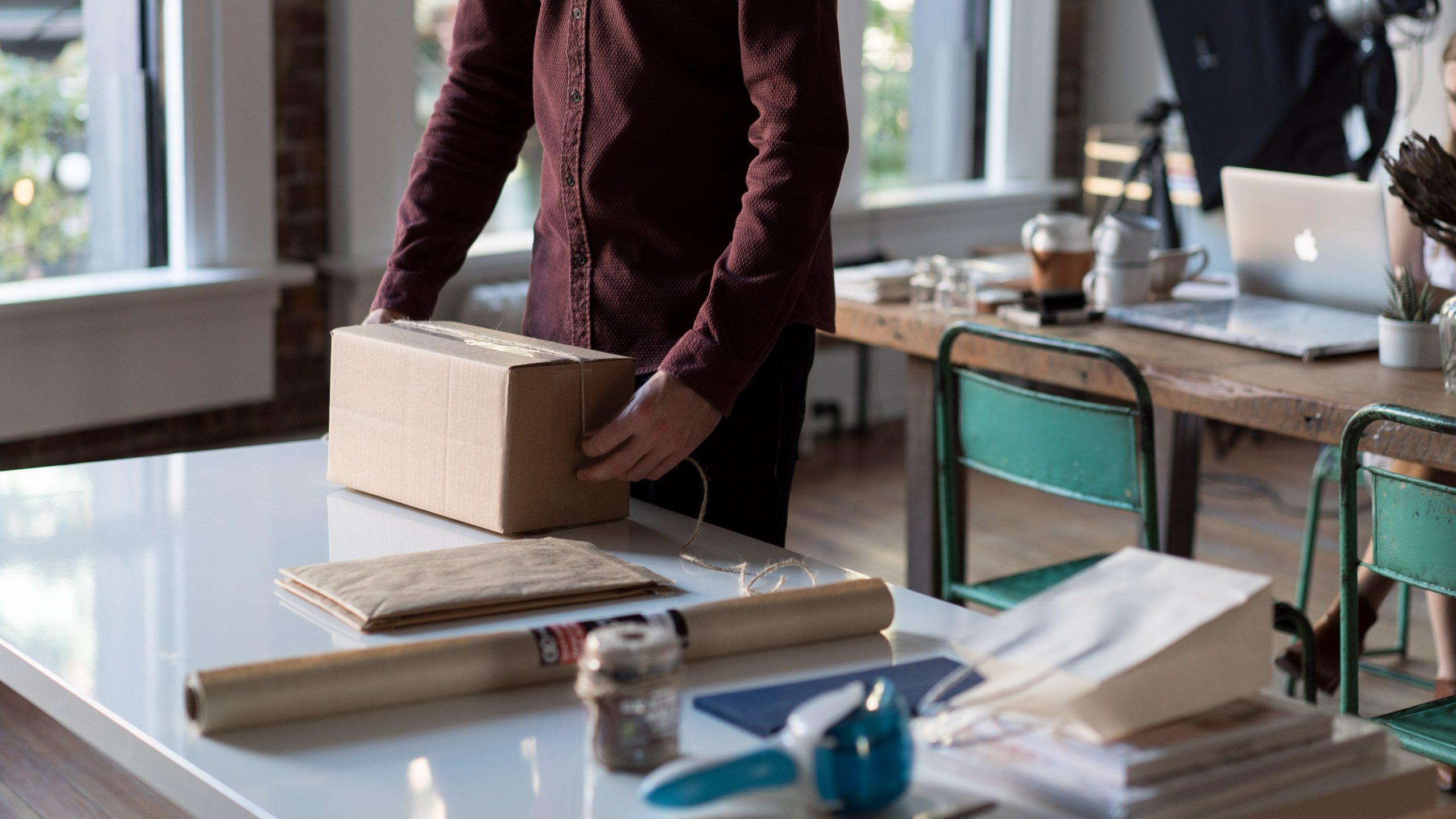 logistica venta online